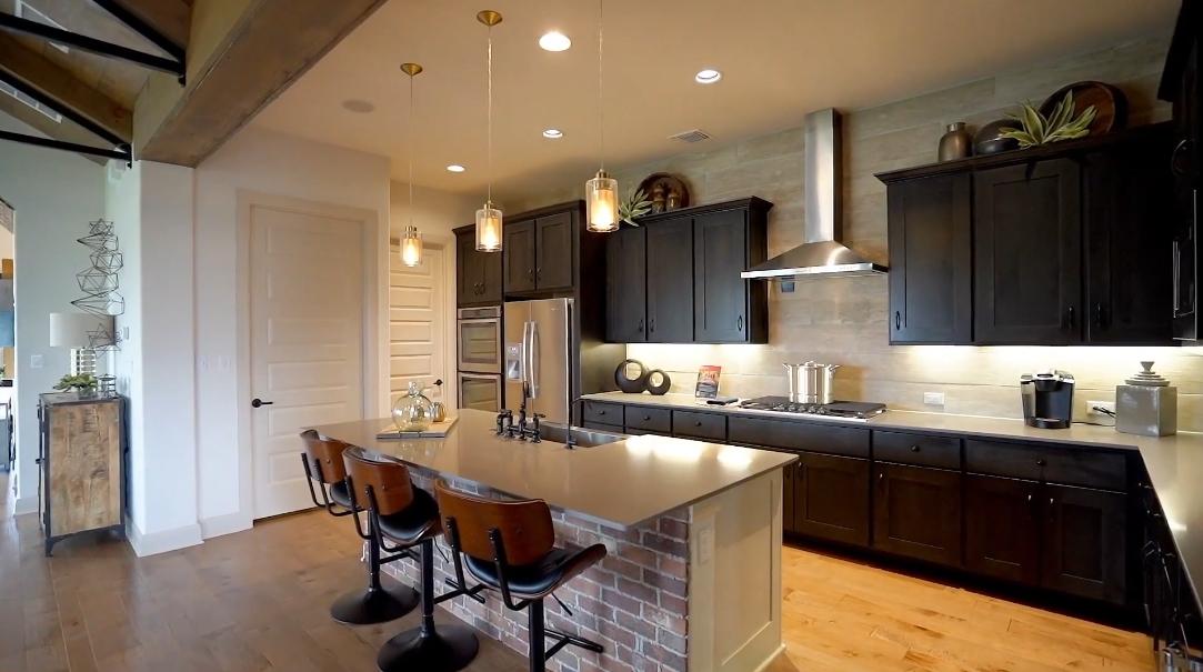 23 Interior Design Photos vs. 3804 Broadway Path, Round Rock, TX Home Tour