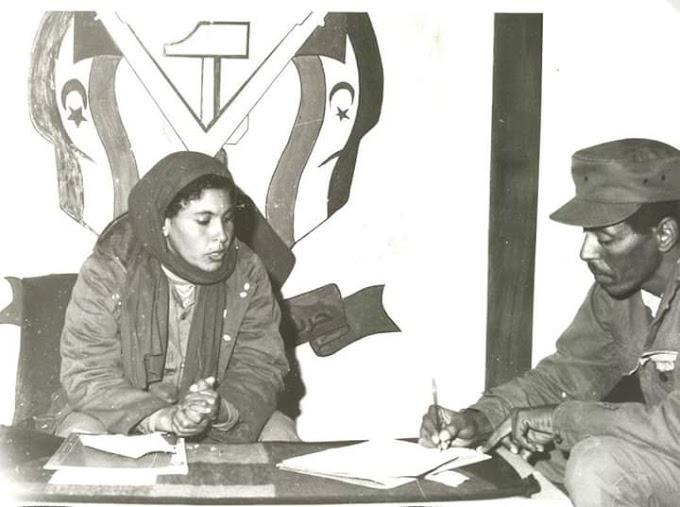 El verdadero feminismo saharaui.