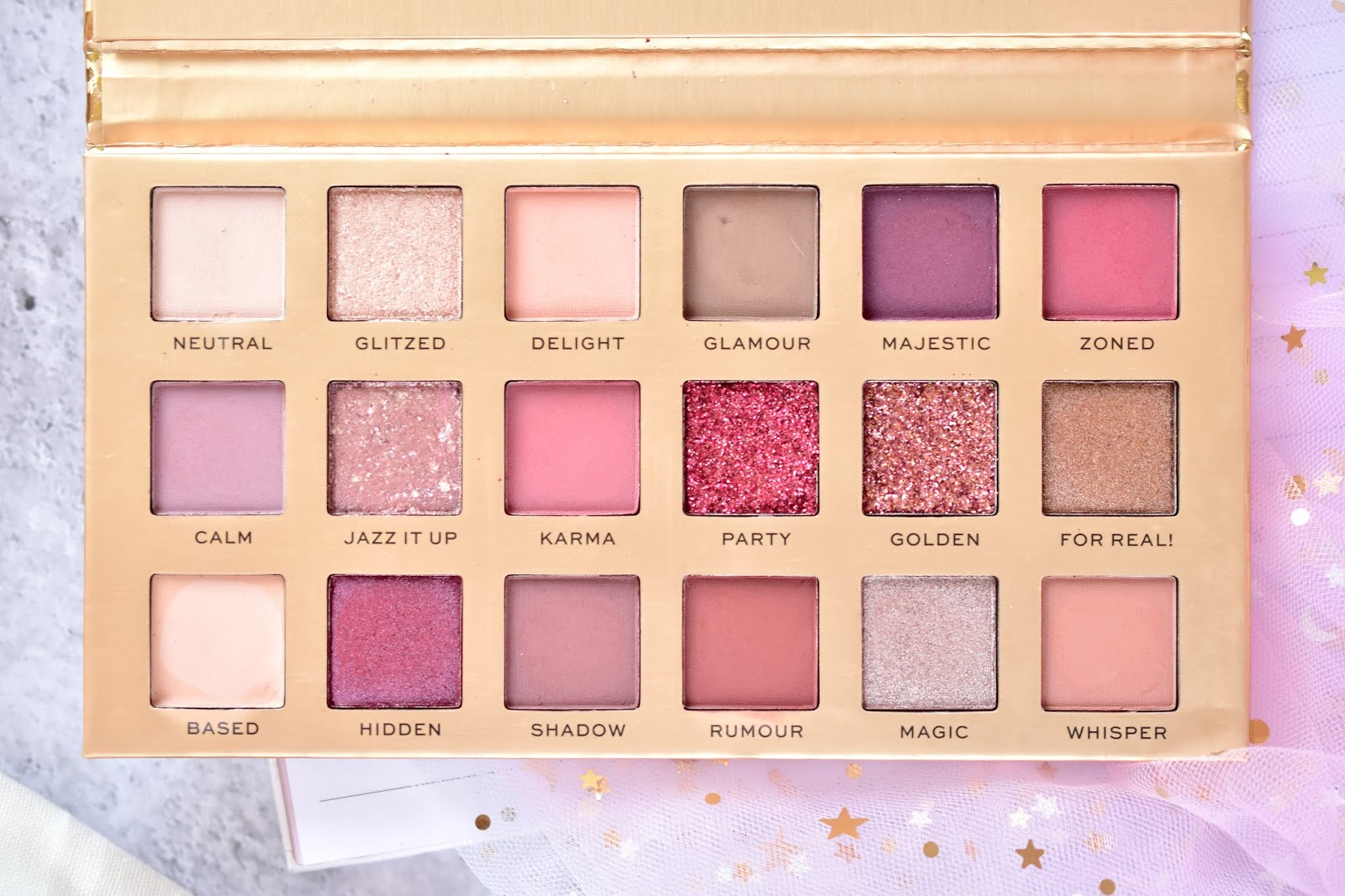Revolution PRO paletka New Neutral