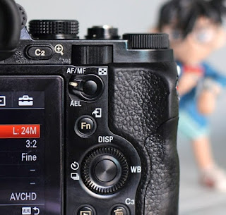 Sony A7 Kerusakan Dial Button - Scroll