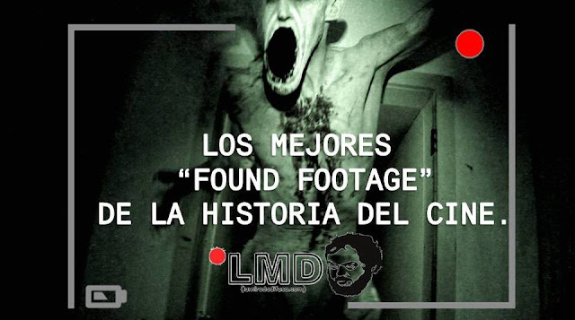 """LOS MEJORES """"FOUND FOOTAGE"""" DE LA HISTORIA DEL CINE (I)"""