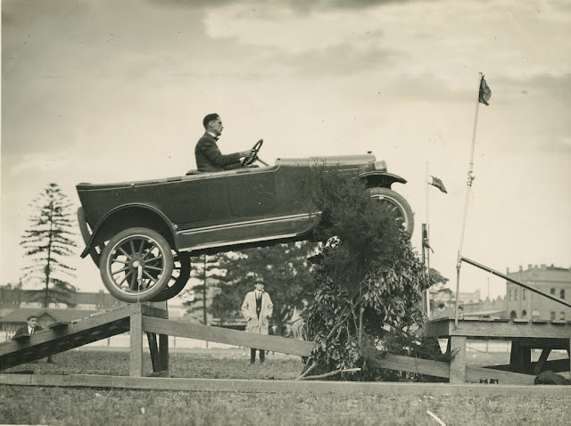 Interesting Photos Of Motor Racing From The 1920s 30s