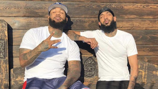 The Game's Nipsey Hussle Close-knit Gets Fans Call Out