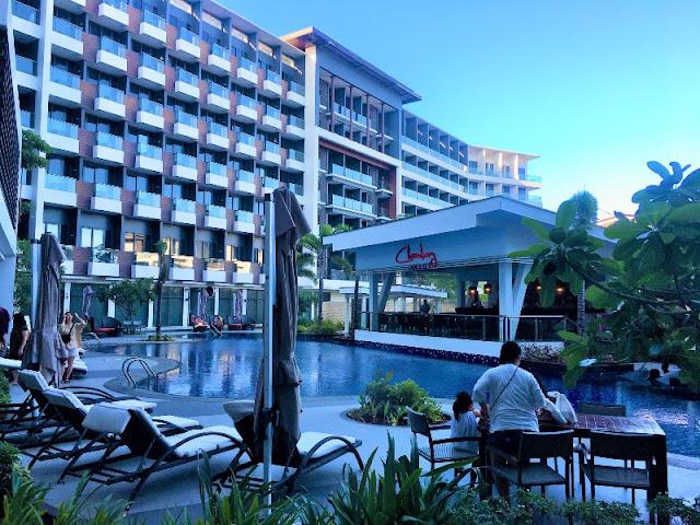 Savoy Hotel Boracay. Newcoast Beach. Aklan. Philippines
