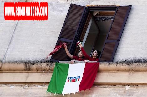 أخبار العالم. إيطاليا italie: الشفاء من فيروس كورونا المستجد covid-19 corona virus كوفيد-19يقارب 80 ألف حالة