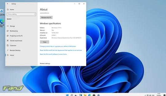 La fuite de Windows 11 est-elle réelle ?