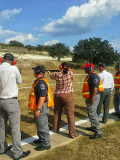 Polish delegates participated in training at TDCJ.