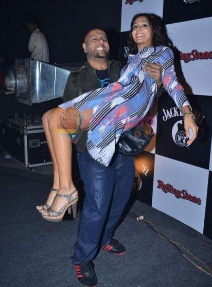 Vishal Dadlani wife