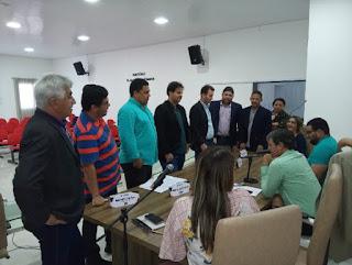 Coronavírus: ato do presidente suspende sessões legislativas até final de março