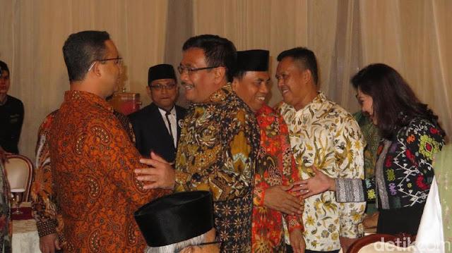 PKS Nilai Djarot Salah Alamat Singgung Anies Jangan Lama 'Jomblo'