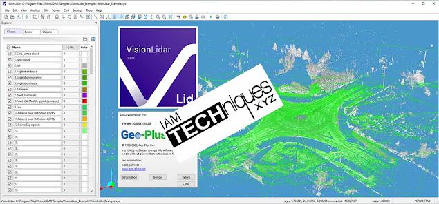 Geo-Plus Vision Lidar v30.0 x64