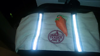 TJ bag and carrot pouch