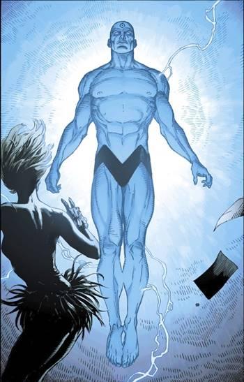 Doctor Manhattan, en cómic de DC
