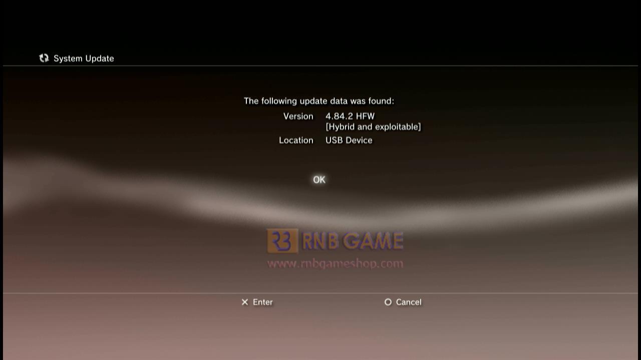 PS3Xploit HAN Installer untuk PS3 HFW 4 84 - RNB GAME - SHOP