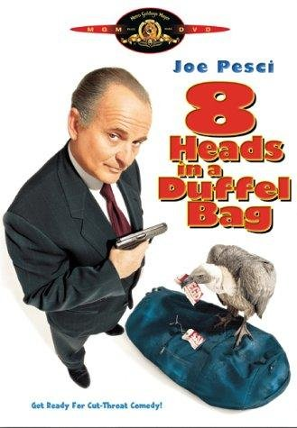 Poster Of 8 Heads in a Duffel Bag 1997 Dual Audio 300MB Web-DL 576p Free Download Watch Online