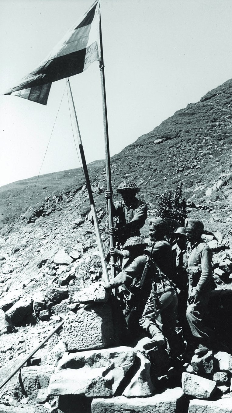 Indian Army - Haji Pir Pass - 1965 India-pakistan War - 01