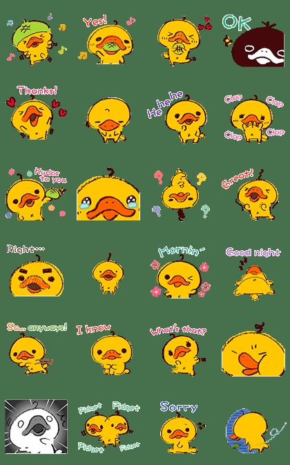 Kamonohashikamo's Many Faces