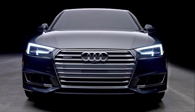 The New 2017 Audi A4 Is a Marvel of Technology- The Perfect Family Hauler