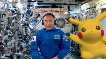 Pikachu Espaço 2021