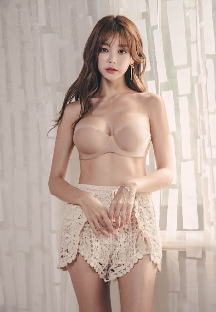 Hot girls Beauty Girls sexy body Korean Model Yoon Ae Ji 4