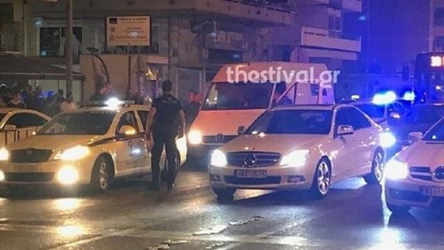 Θεσσαλονίκη: Περιπετειώδης σύλληψη διακινητή μεταναστών