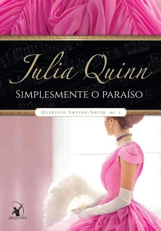 Resenha | Simplesmente o Paraíso - Julia Quinn