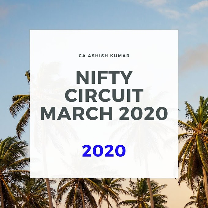 First Circuit in NIFTY ( March 2020 )