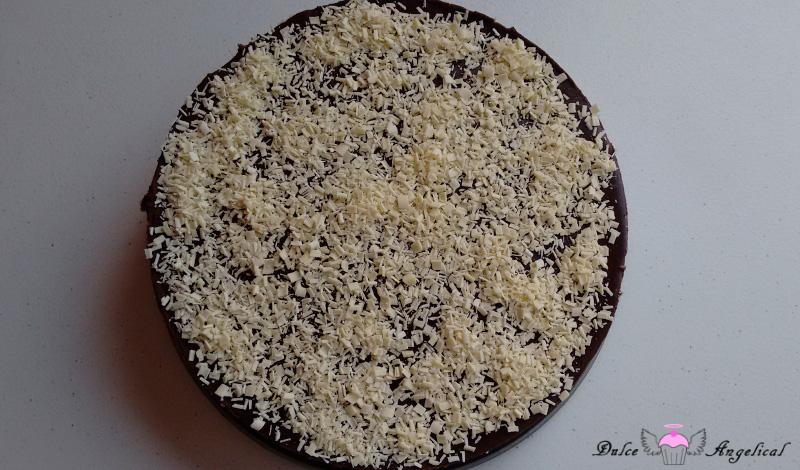 Receta tarta mousse de Stracciatella