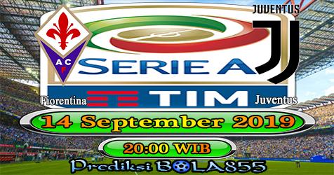 Prediksi Bola855 Fiorentina vs Juventus 14 September 2019