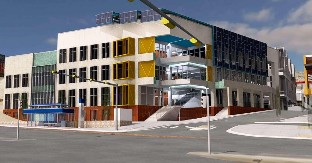 El paso development news 39 urban 39 hotel planned at for New housing developments in el paso tx