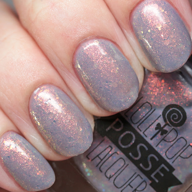 Lollipop Posse Lacquer Temperance