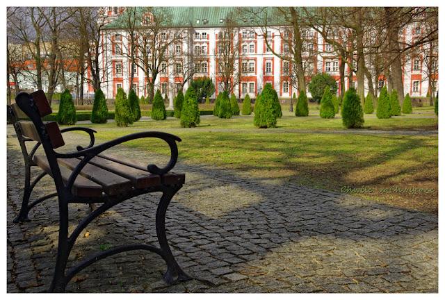 Park Fryderyka Chopina w Poznaniu