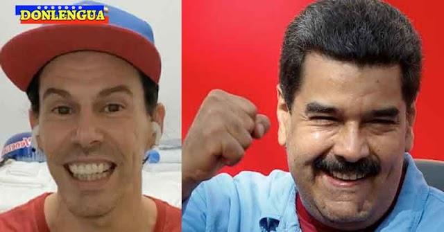 MADURISTA   Daniel Dhers dice que nunca había visto a los venezolanos tan felices