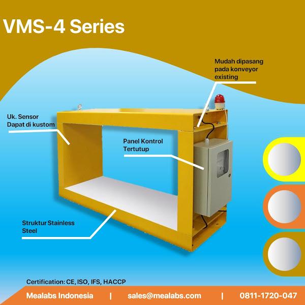 VMS-4 Series Mining Metal Detector