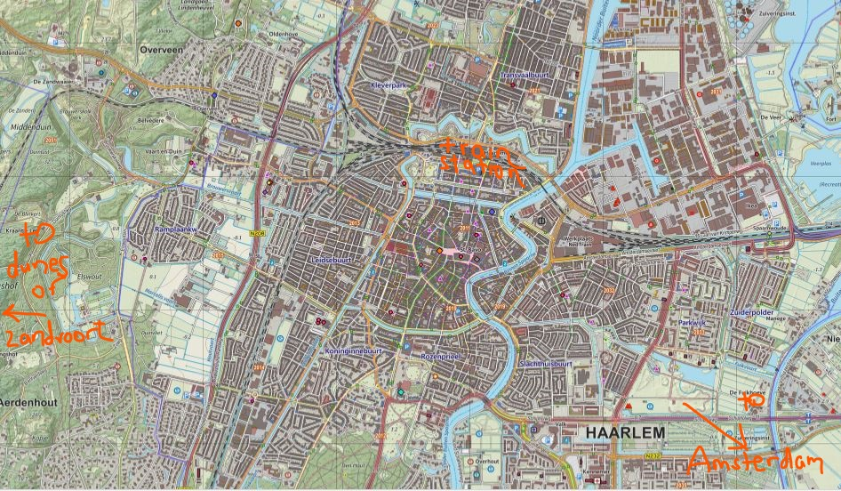 Pinnacles and the Pedestrian: Let\'s Talk About Haarlem