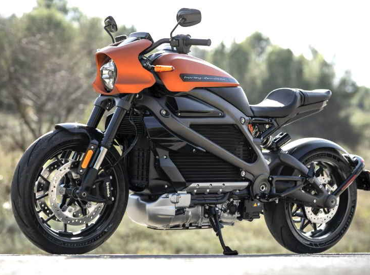 Samsung battery equipped Harley Davidson's e-bike LIVEWIRE; Booking starts, price Rs 21 lakhs