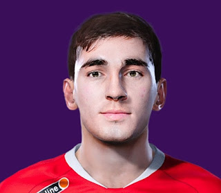 PES 2020 Faces Zelimkhan Bakaev