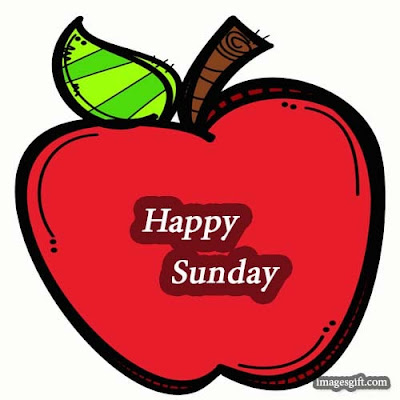 happy sunday images clipart