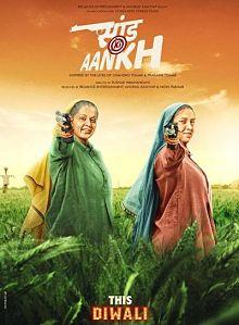 Sinopsis pemain genre Film Saand Ki Aankh (2019)