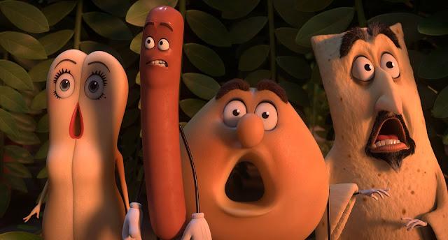 Festa das Salsichas | Animação para maiores tem primeiro trailer divulgado