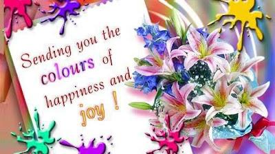 Happy Holi Shayari, Pictures, Quotes FB Whatsapp Status