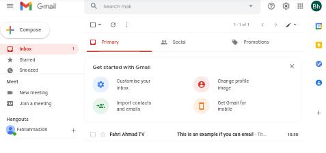 Cara Download Aplikasi Gmail di Laptop