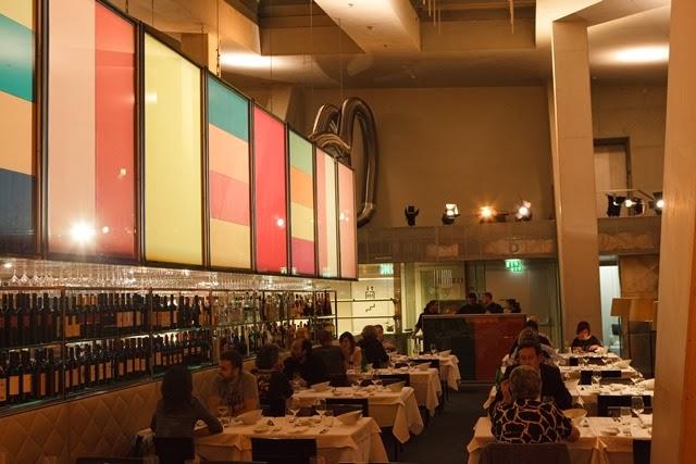 Casa da Música em Porto - Restaurante