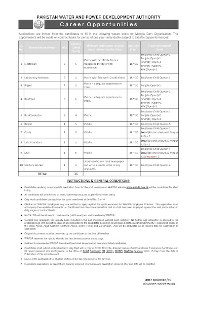 WAPDA Jobs 2019 in Pakistan | Jobs in WAPDA 2019 Latest,WAPDA Jobs 2019 Apply Online Application Form | www.wapda.gov,WAPDA Jobs 2019 Apply Online Latest Advertisement | Jobs in WAPDA,Wapda Jobs Jobs 2019 Pakistan,WAPDA Jobs 2019 Latest Advertisement Apply Online,www.wapda.gov.pk Jobs 2019 Download Application Form Online,Careers - Wapda,wapda jobs 2019 application form,wapda jobs 2019 punjab,wapda jobs online apply,wapda jobs 2019 kpk,wapda jobs 2018 application form,wapda jobs 2019 in lahore,wapda.gov.pk jobs 2018,wapda jobs nts,Pakistan Water and Power Development Authority (WAPDA),