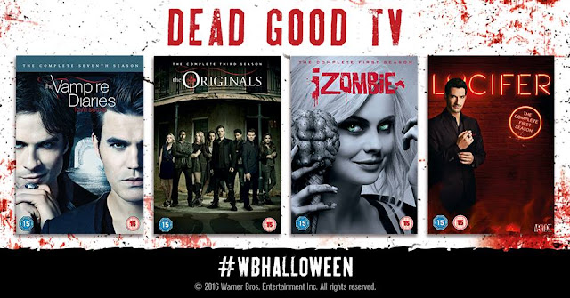 TV Series To Watch This Halloween