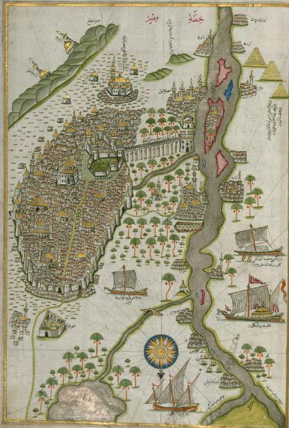 piri resi kitabı bahriye harita piramitler