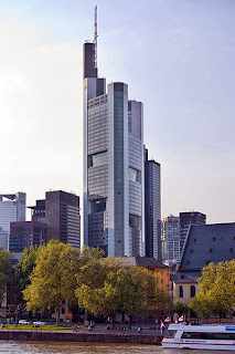 Самое высокое здание Германии Алюкобонд