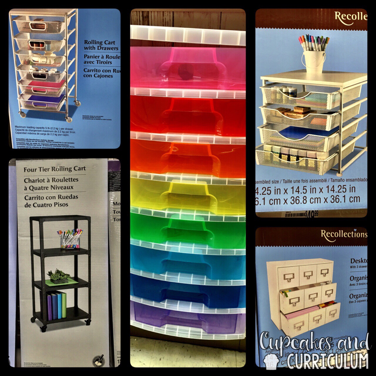 Ten Teacher Must-Haves from Michaels • Cupcakes & Curriculum