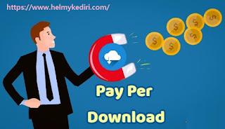 Situs dengan bayaran tinggi untuk setiap download file