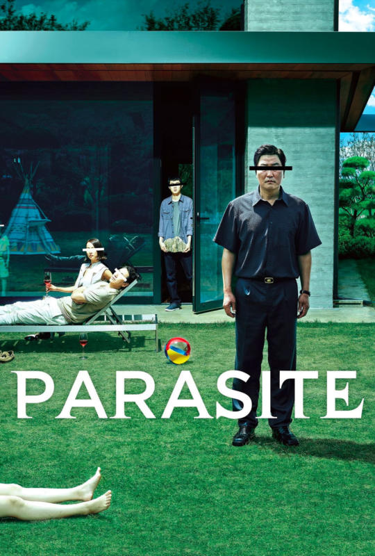 Parasite [2019] [DVDR] [PAL] [Español]